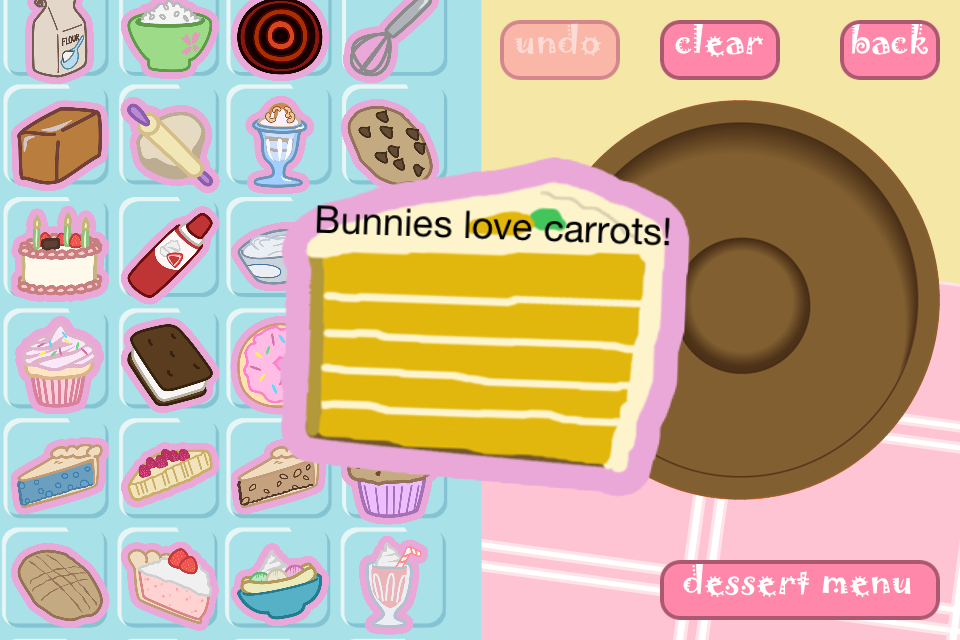 Screenshot Usagi-chan Bunny Treats F