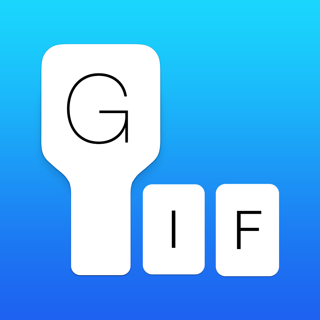 iOSの8 GifBoardのGIF日本語キーボード - 無料アニメーションカラーキーボードメーカーとオートコレクトでInstakeyエディタ
