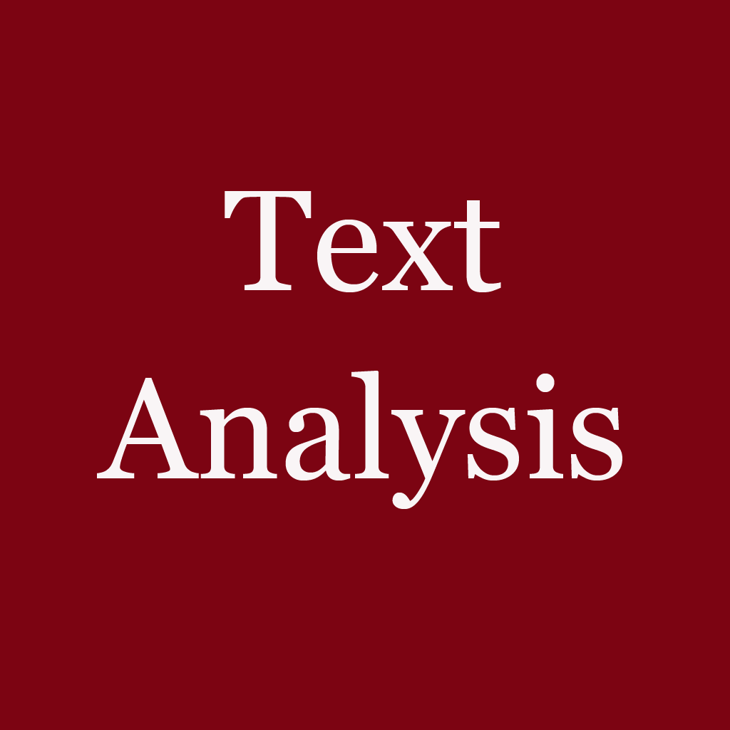 analysis of the text art for